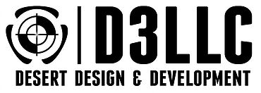 D3LLC / Desert Design & Development Logo